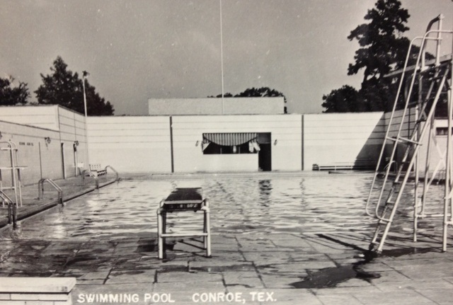 Swimming Pool, Conroe